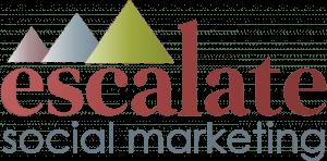 escalate social marketing logo